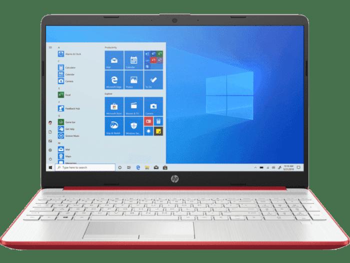 Laptop HP 15-gw0012la