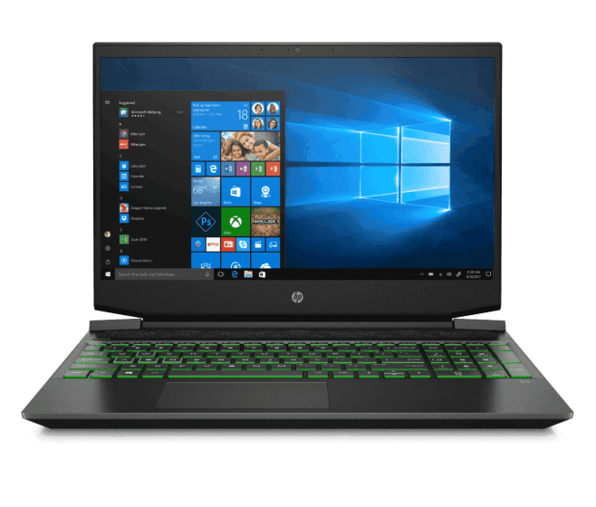 Laptop HP Pavilion Gaming 15-ec1022la