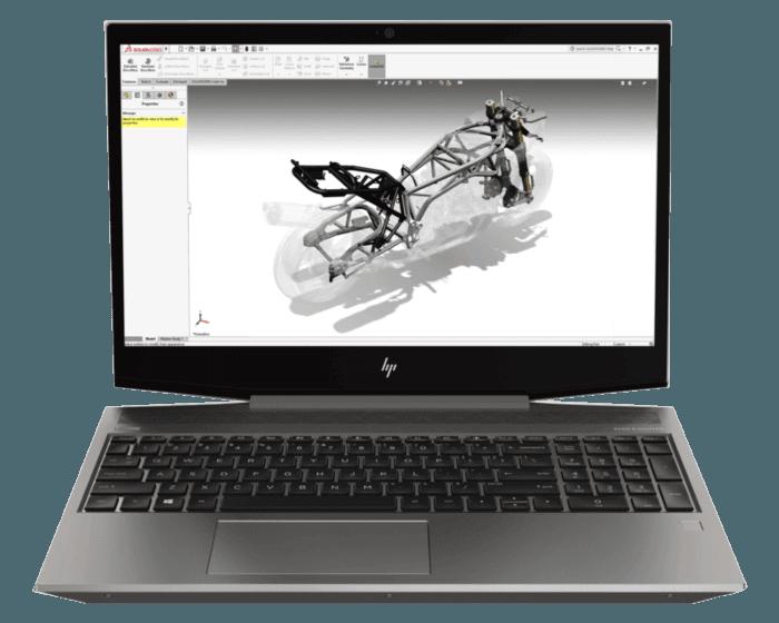 Laptop HP ZBook 15V G5