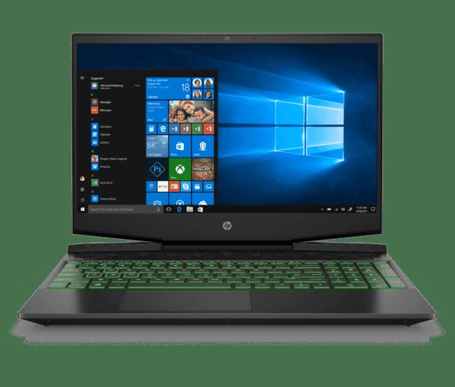 Laptop HP Pavilion Gaming 15-dk1021la