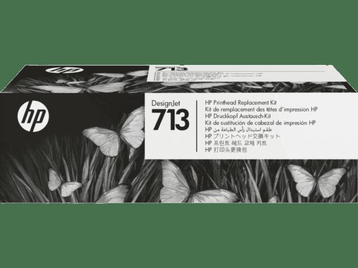Kit de repuesto de cabezal de impresión HP DesignJet 713