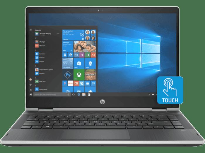Laptop HP Pavilion x360 14-cd0020la