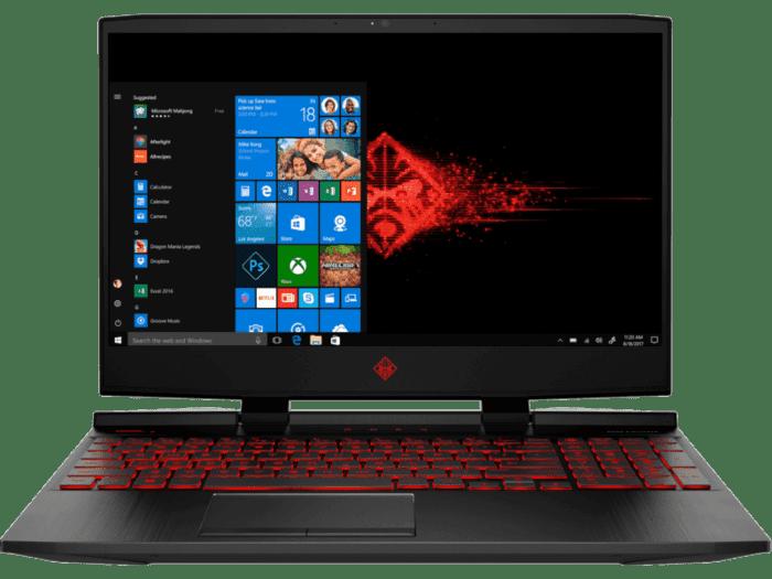 Laptop OMEN HP 15-dc1002la