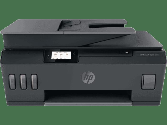 Impresora Multifuncional HP Smart Tank 530 Inalámbrica
