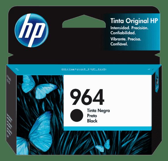 Cartucho de Tinta HP 964 Negro Original