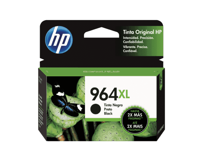 Cartucho de Tinta HP 964XL Negro Original