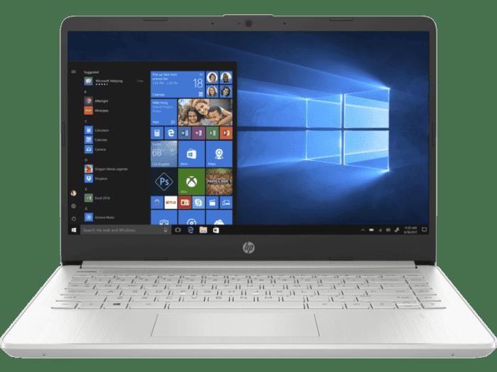 Laptop HP 14-dq1001la