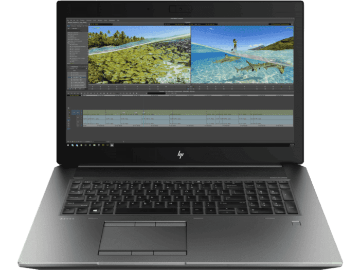 Laptop HP ZBook 17 G6