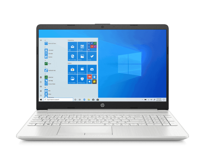 Laptop HP 15-dw2034la