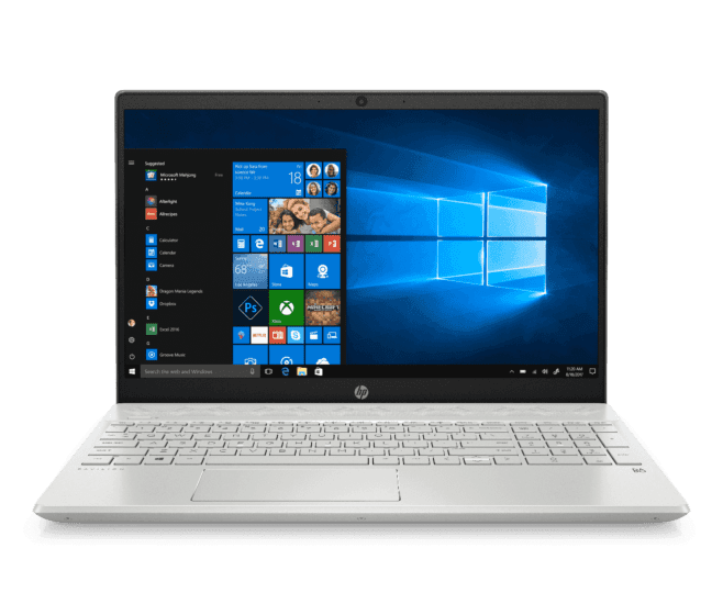Laptop HP Pavilion 15-cw1022la