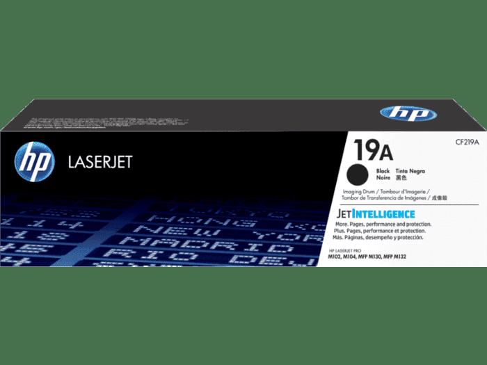 Tambor de Creación de Imágenes HP 19A Negro LaserJet Original