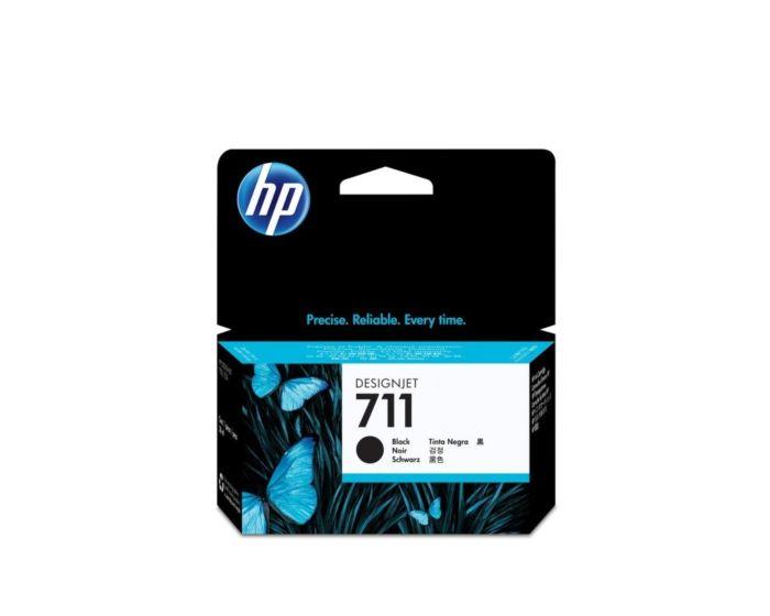 Cartucho de Tinta HP DesignJet 711 Negro de 38 ml