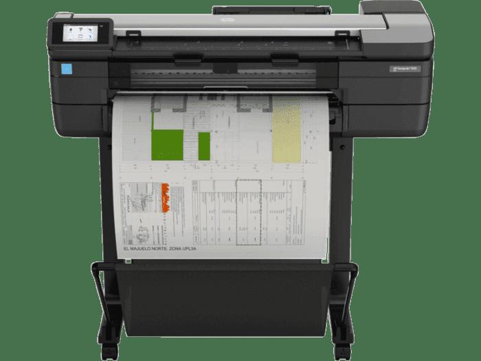 Impresora Multifunción HP DesignJet T830 de 24
