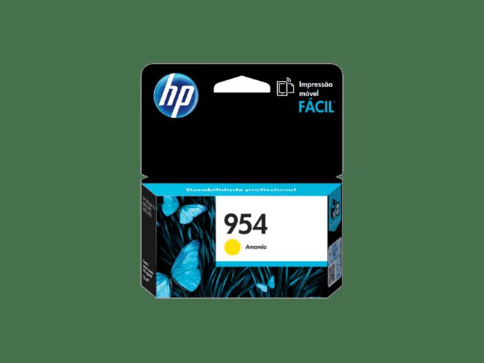 Cartucho de Tinta HP 954 Amarillo Original