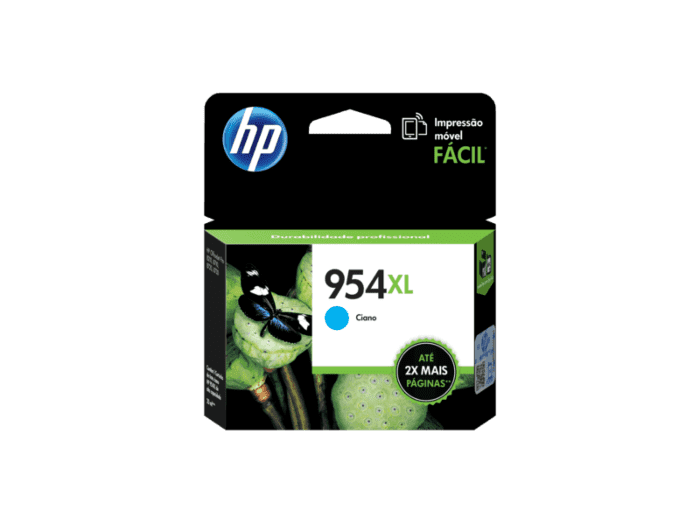 Cartucho de Tinta HP 954XL Cian Original