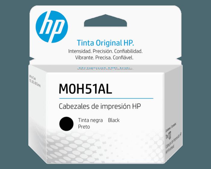 Cabezal de Impresión HP GT M0H51A de Sustitución Negro
