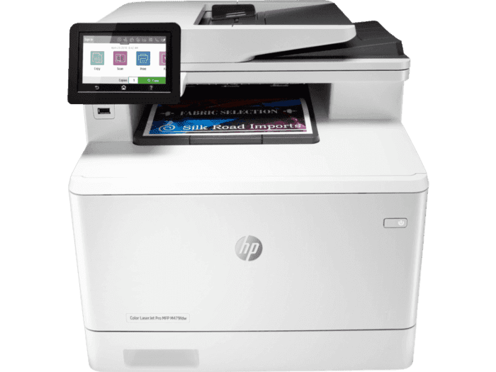 Impresora Multifunción HP Color LaserJet Pro M479fdw