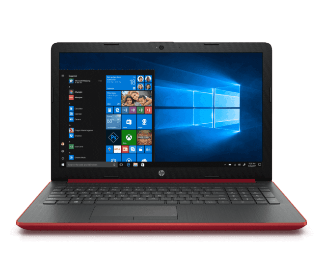 Laptop HP 15-da0011la
