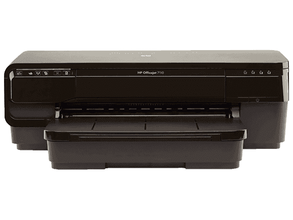 Impresora ePrint de HP Officejet 7110 Wide Format
