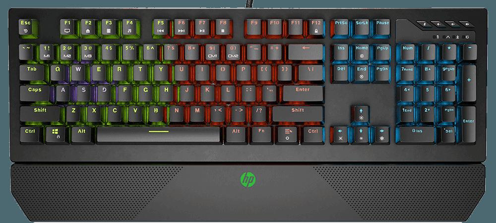 Cómo encender/apagar la iluminación del teclado