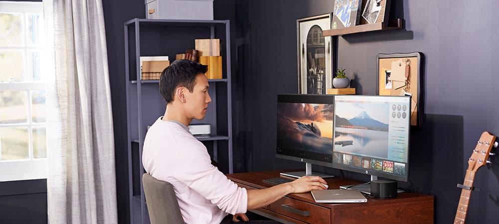 Cómo hacer una captura de pantalla en una laptop o desktop HP