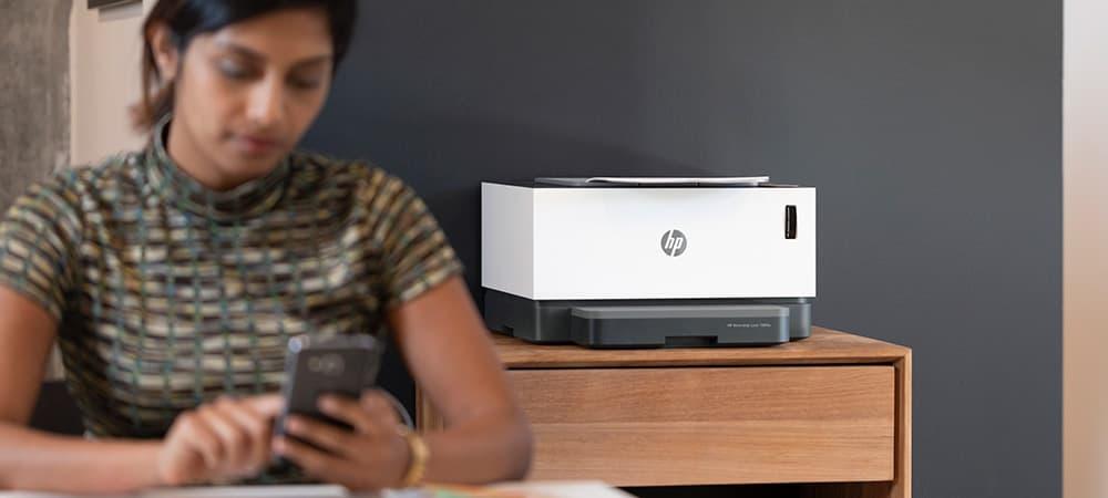 ¿Por qué mi impresora HP aparece sin conexión?