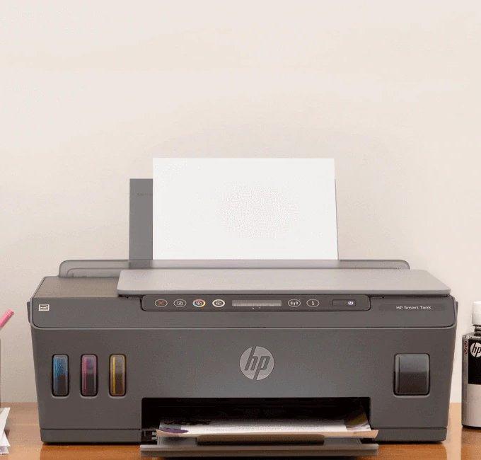 HP Smart Tank   Máxima libertad de impresión