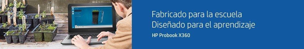 Laptops HP ProBook x360 | Fabricado para la escuela, diseñado para el aprendizaje