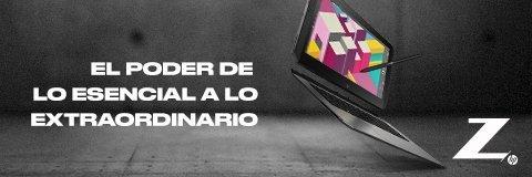 Laptops HP Z | El poder de lo esencial a lo extraordinario