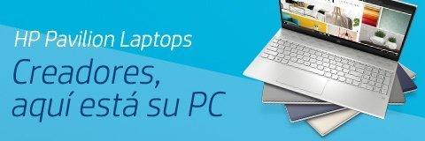 Laptops HP Pavilion | Creadores, aquí está su PC